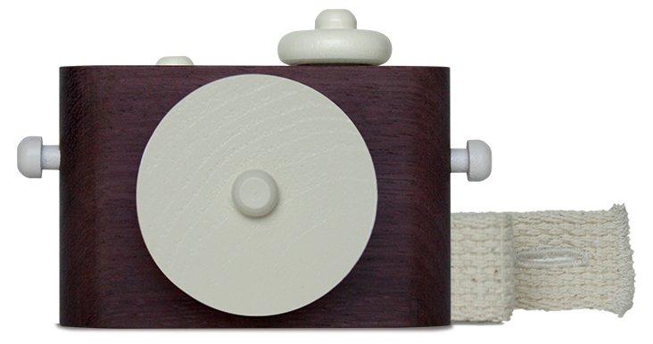 Pixie Wooden Camera, Purpleheart