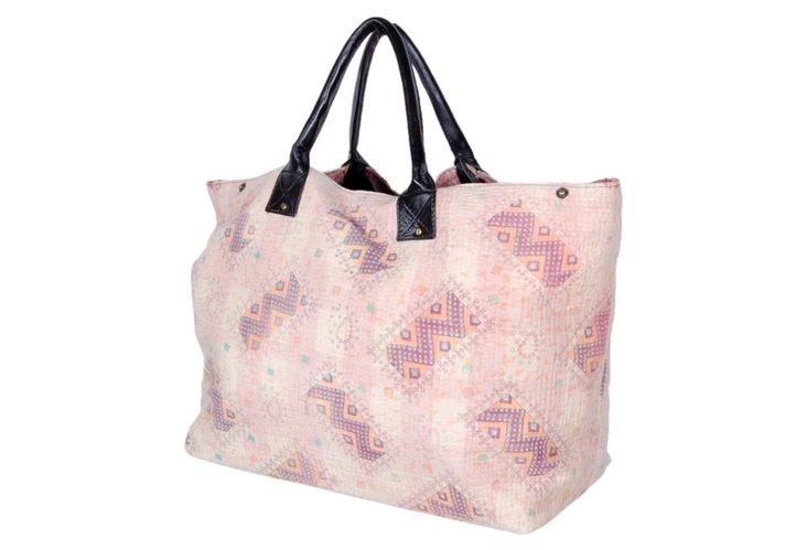 Kantha Tote Bag  Homer