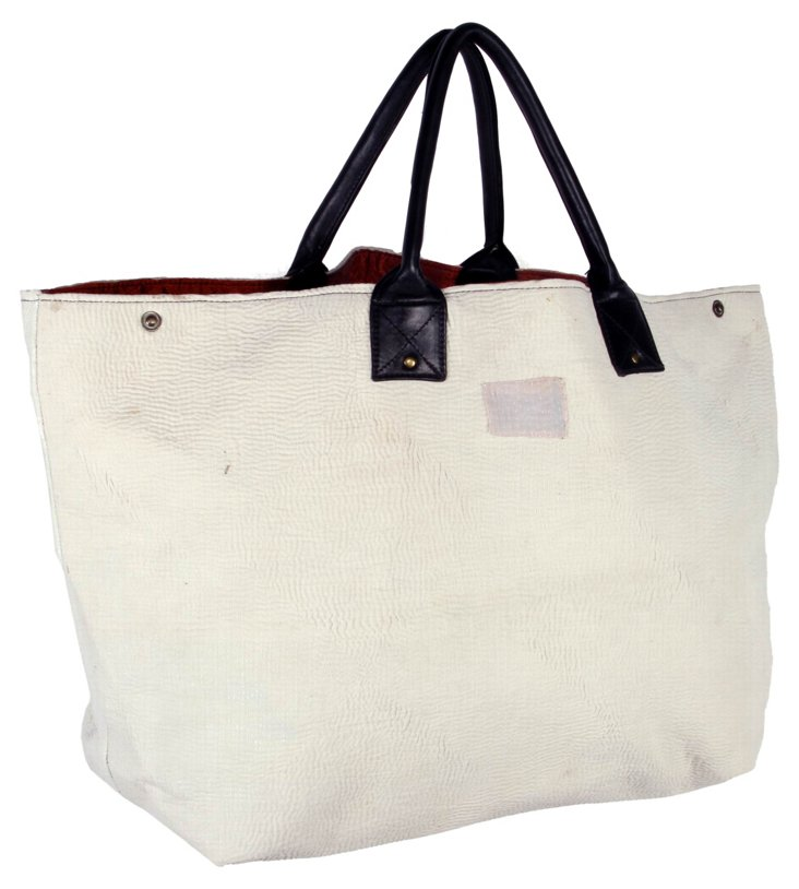Kantha Tote,  Country