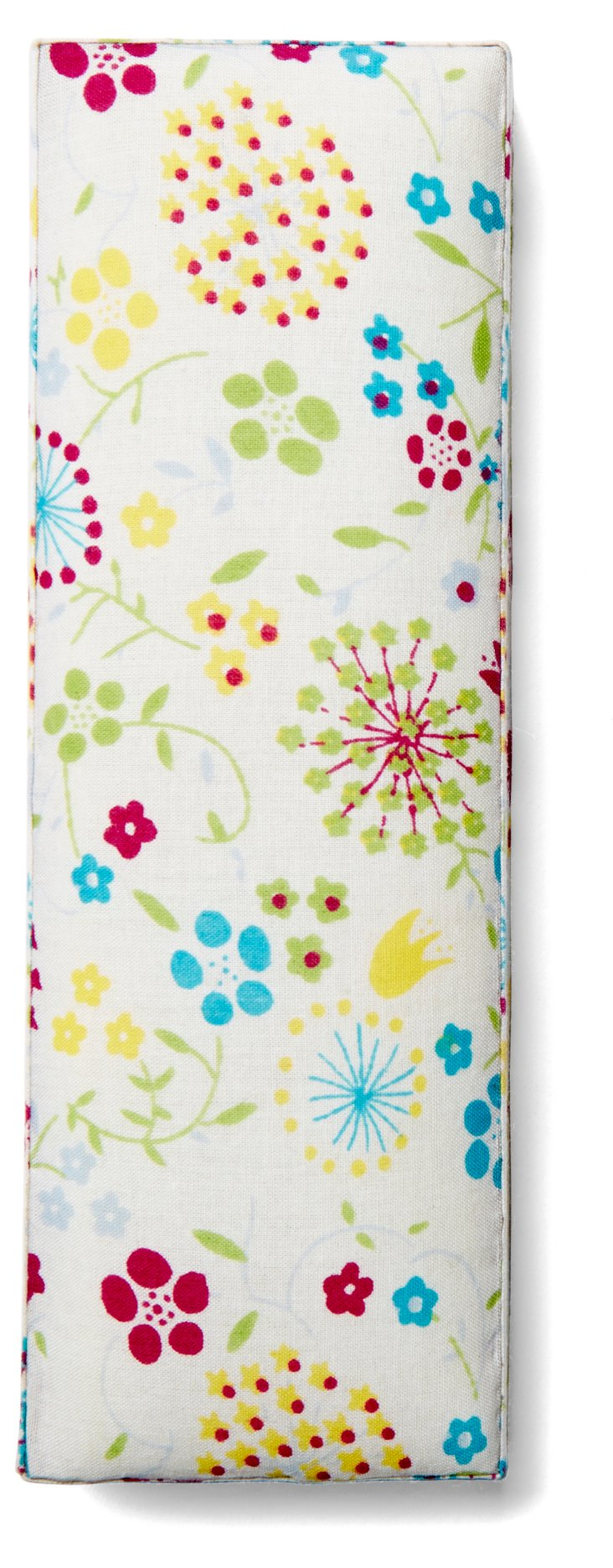"""7"""" Fabric Letter, Whimsy Floral I"""