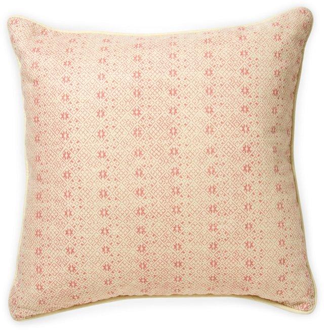 2-Sided Zazu Pillow, Pink