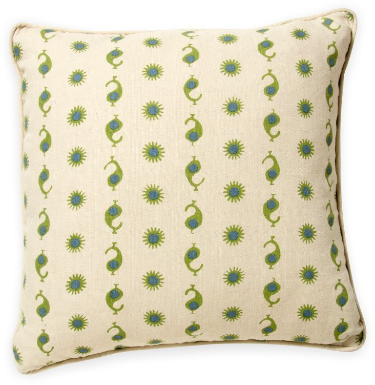 2-Sided Casablanca Pillow