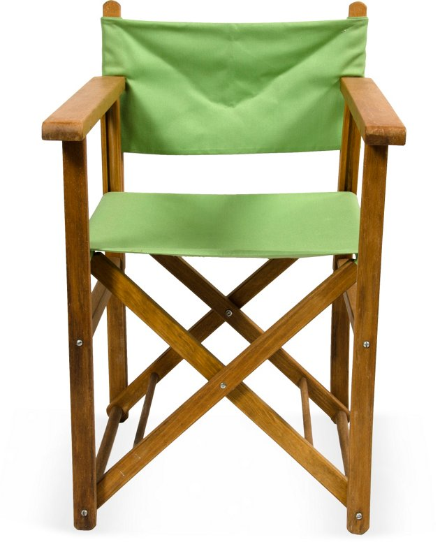 Director's Chair, Green