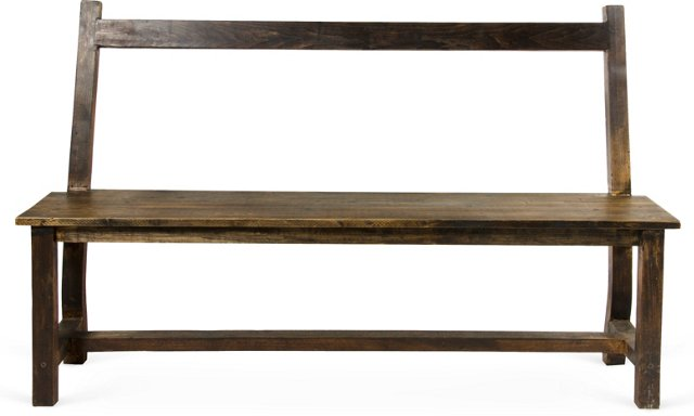 Reproduction Farm Bench