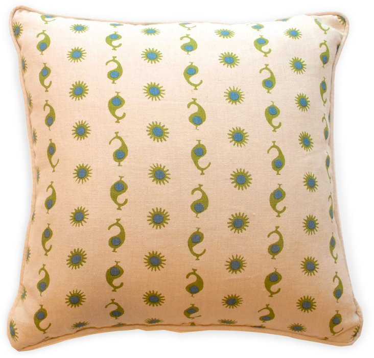 2-Sided Casablanca Pillow
