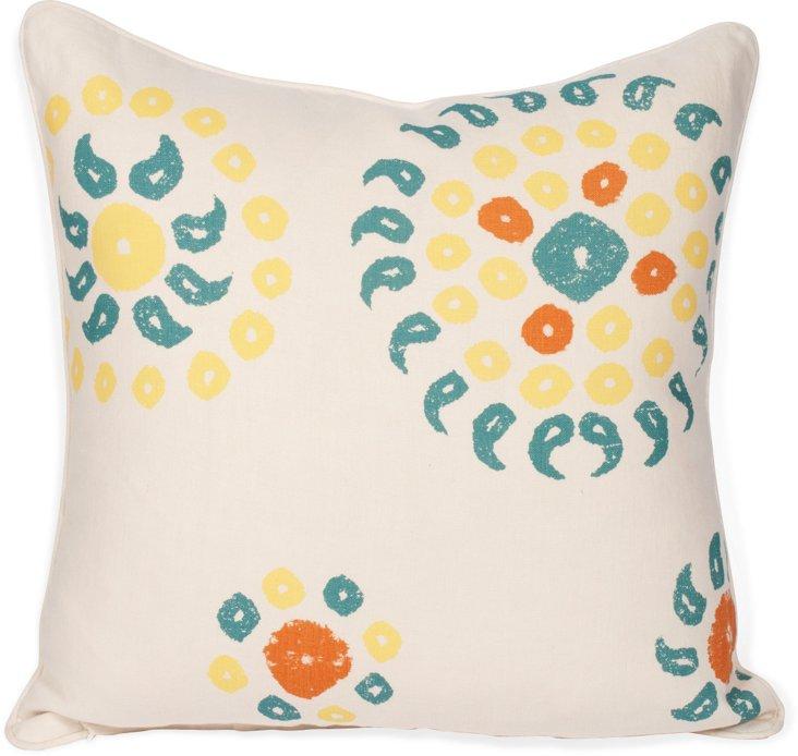 2-Sided Marrakech Pillow II