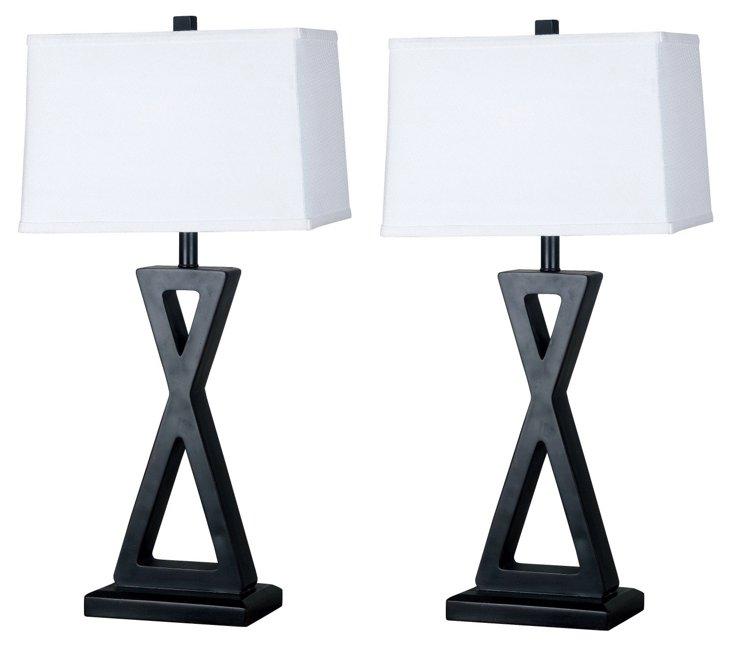 Westfield Table Lamp Set
