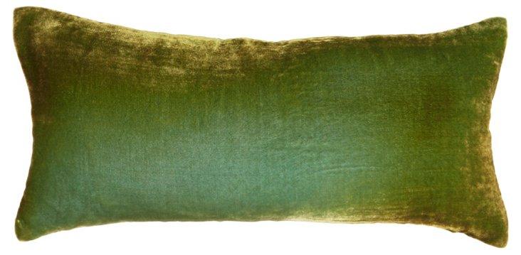 Ombré 8x16 Pillow, Dark Grass