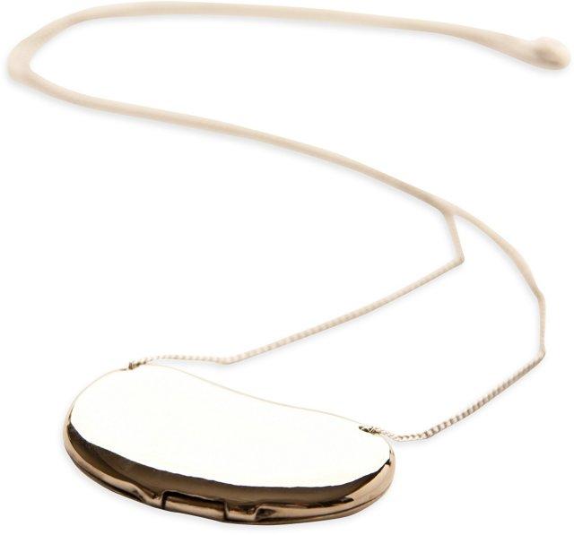 Elsa Peretti Bean Necklace