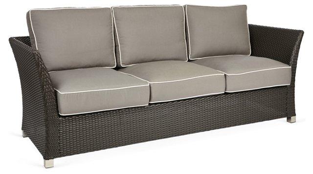 Soho Outdoor 3-Seat Sofa