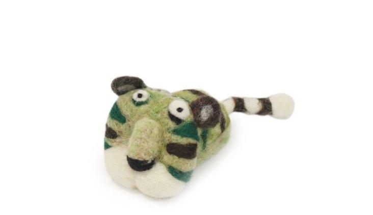 Tiger Ornament, Small