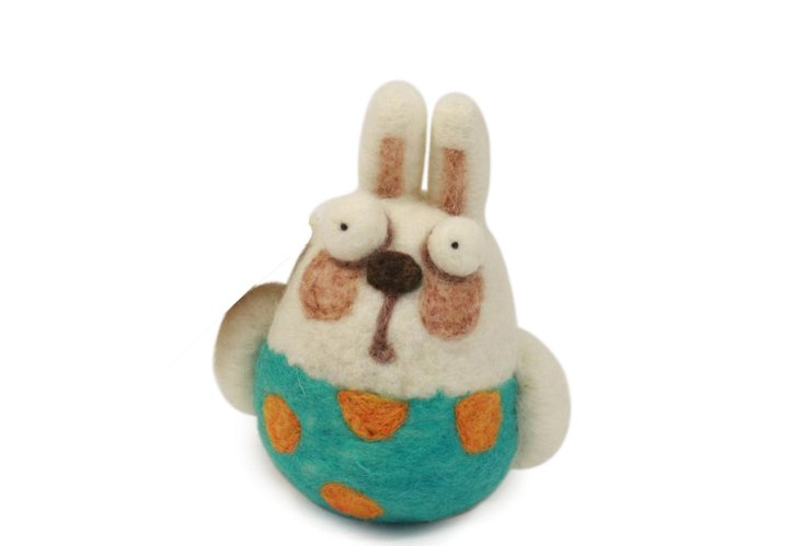 Rabbit Ornament, Medium