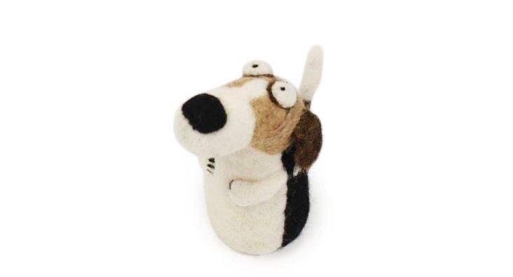 Dog Ornament, Medium