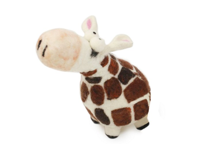 Giraffe Ornament, Large