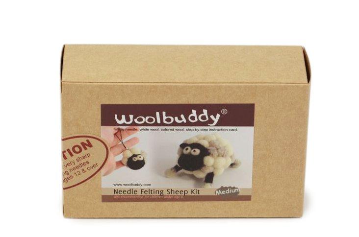 Sheep Felting Kit