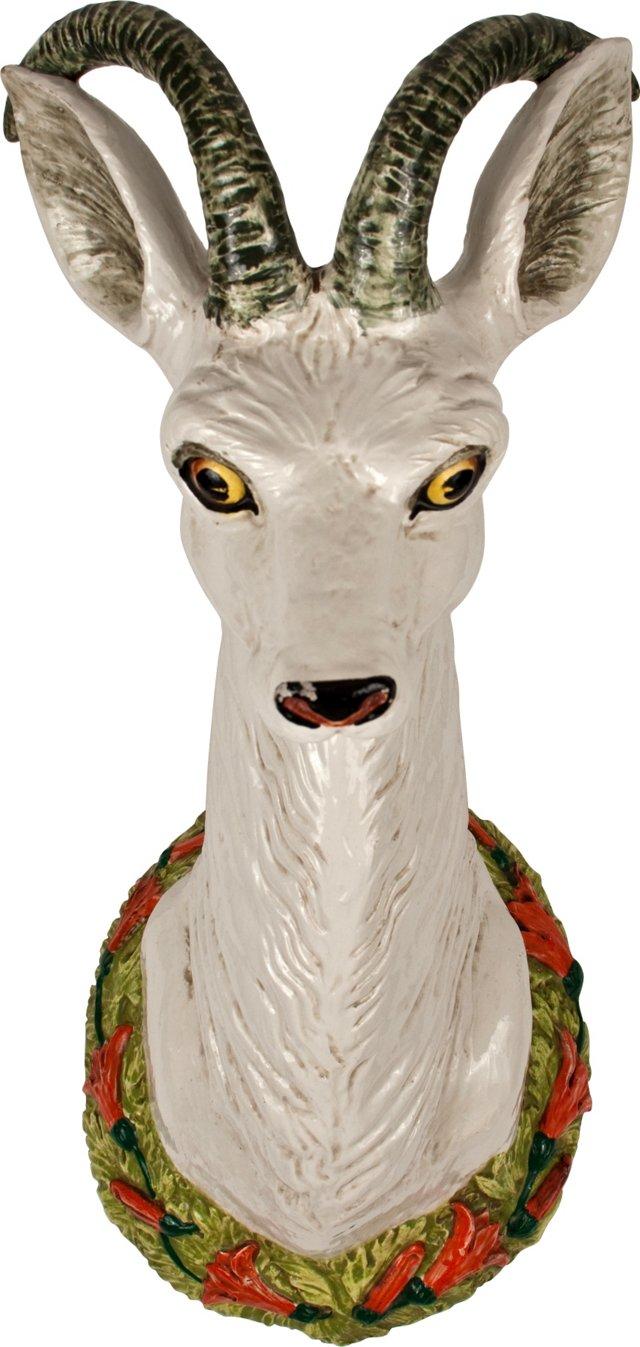 Faïence Deer