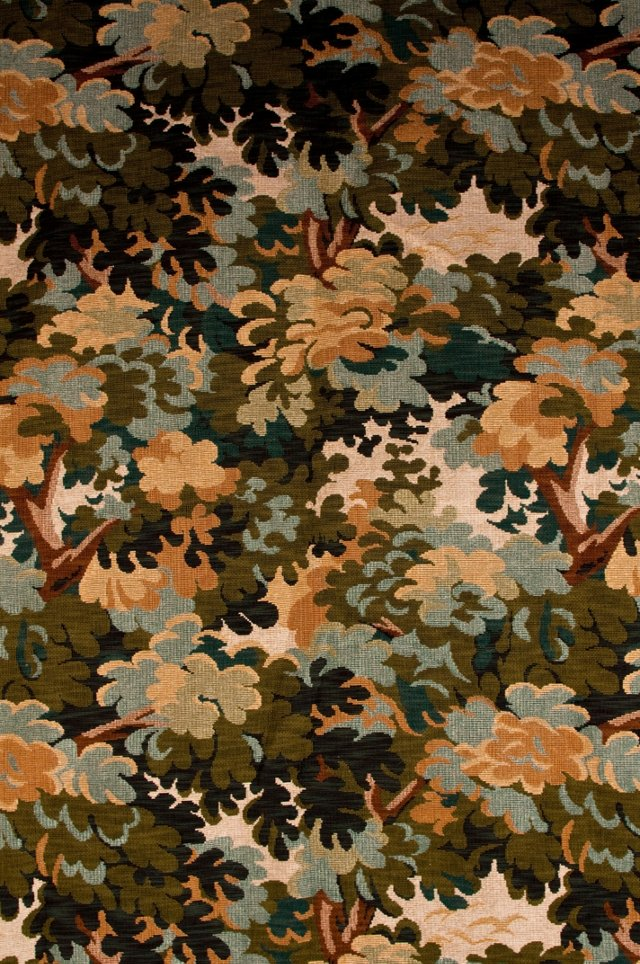Tapestry Fabric, 3 Yds.