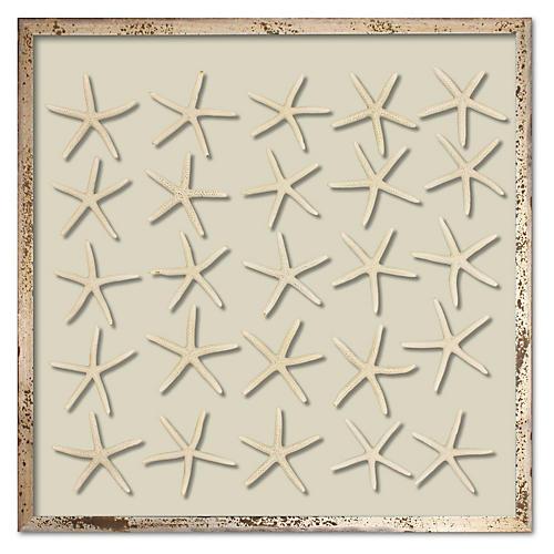 Framed Skinny Starfish