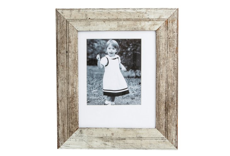 "17"" x 22"" Bead Board Frame, Varied"