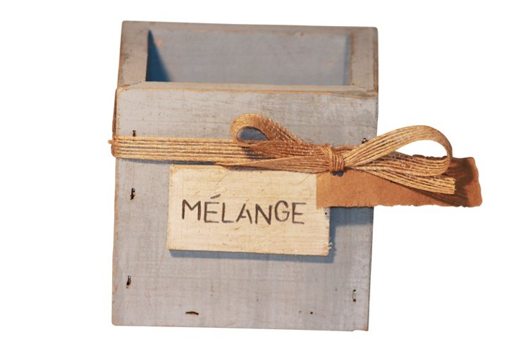 Melange Nest Box