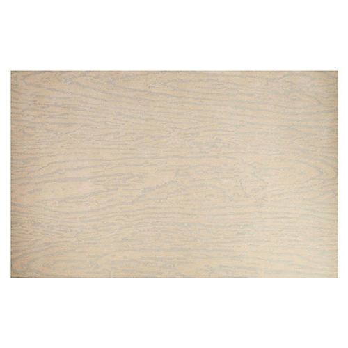 Gramercy Abstract Rug, Platinum