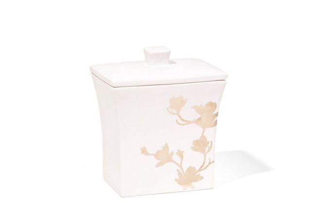 Carissa Cotton Jar