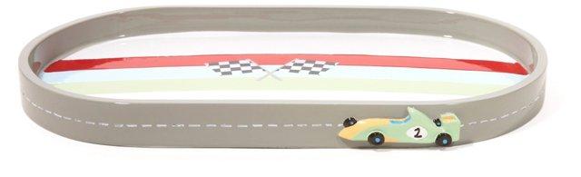 Racetrack Tray
