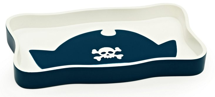 Pirates Bath Tray