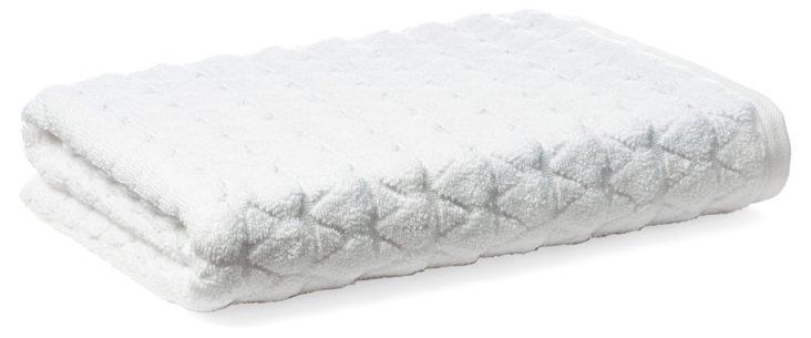 Bristol Bath Towel, White