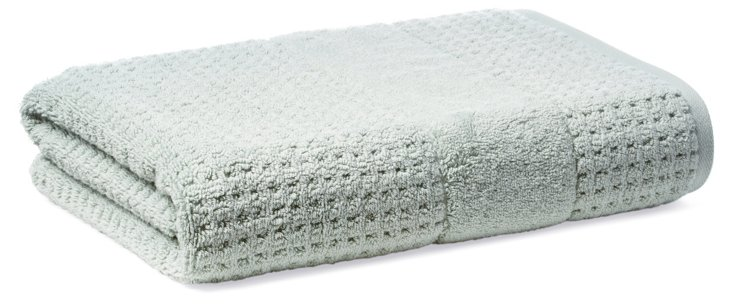 Hammam Bath Towel, Misty Sage