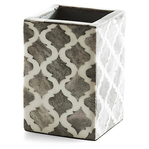 Marrakesh Tumbler, Gray