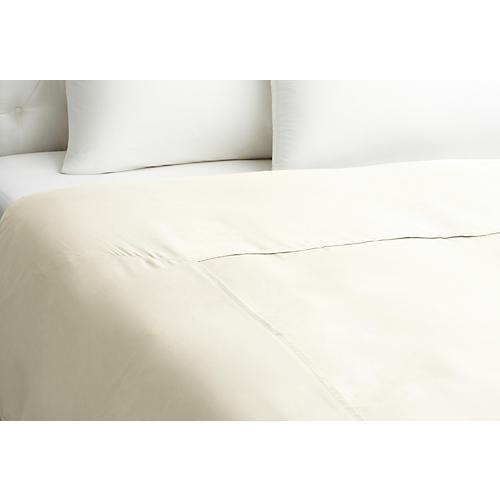 Basic Duvet Cover, Vanilla