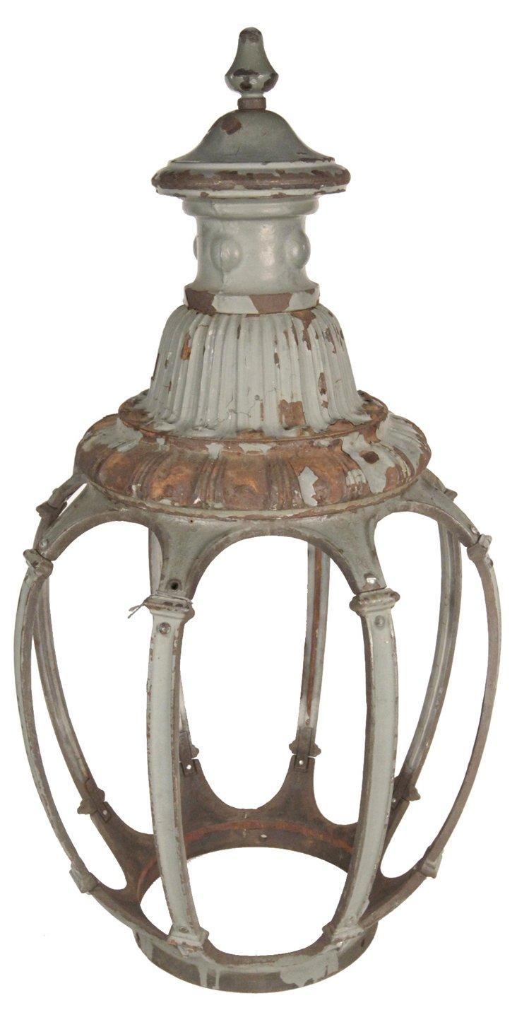 Vintage LA Street Lantern I