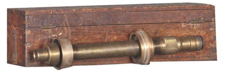 Vintage Telescope w/ Box