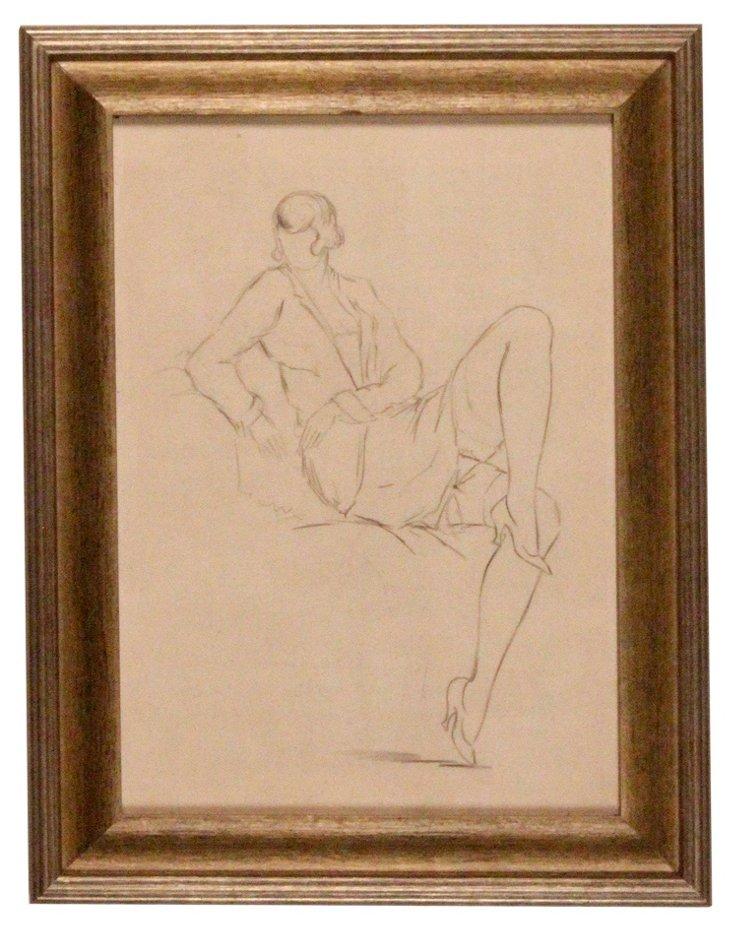 G. Berberich Fashion Drawing IV