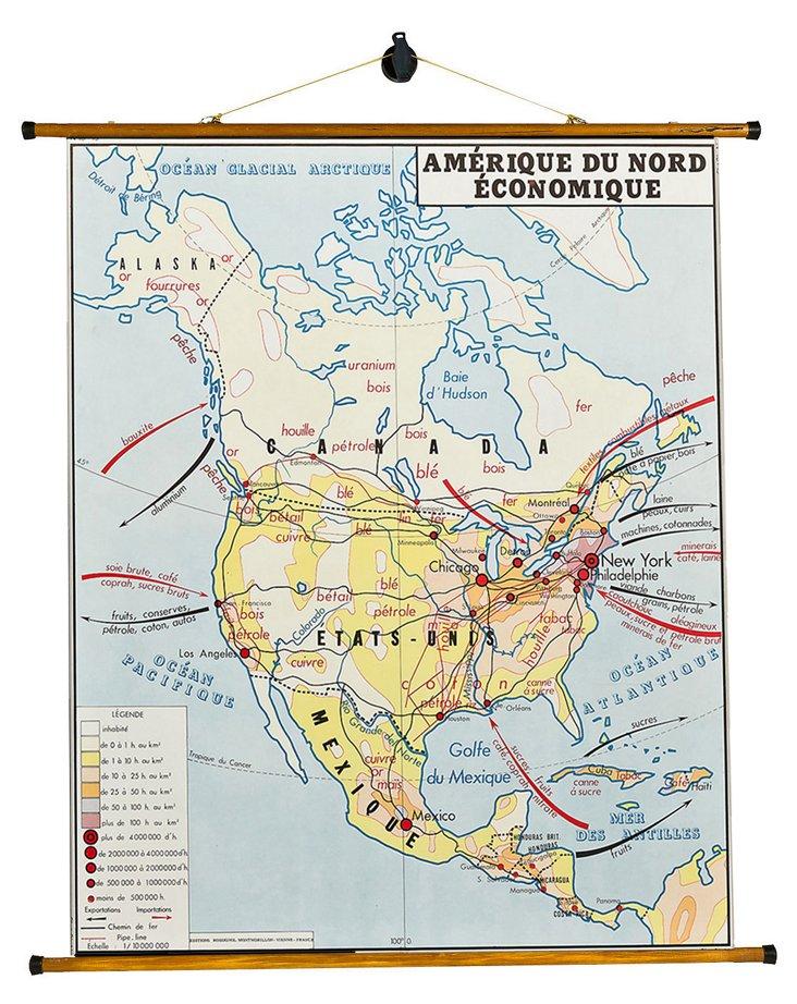 Vintage America Chart