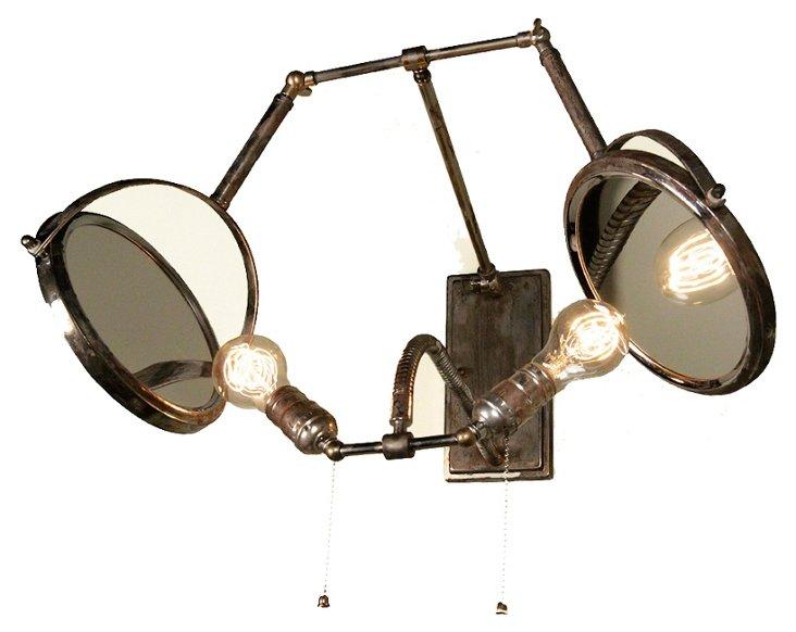 Reflective Illumination Sconce
