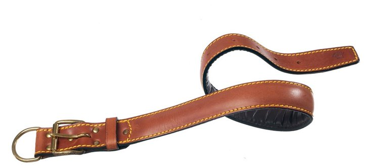 Classic Padded Collar, Brown