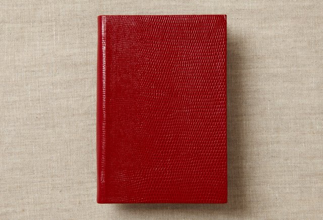 London Maker Notebook, Red XS
