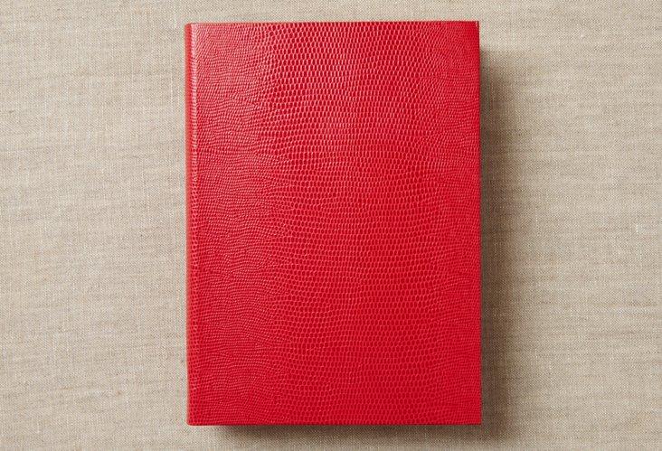 London Maker Notebook, Cherry S