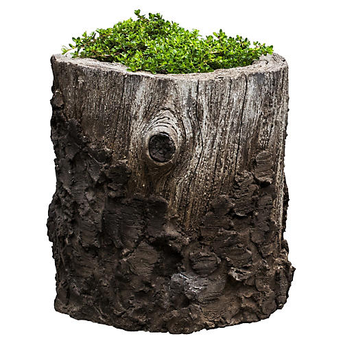 "9"" Chestnut Planter"