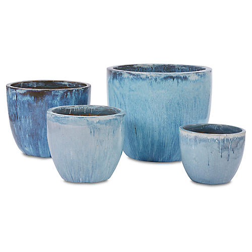 Marcel Planters, Denim Wash