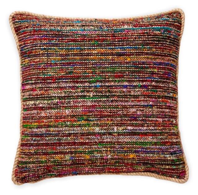 Narmada 18x18 Pillow