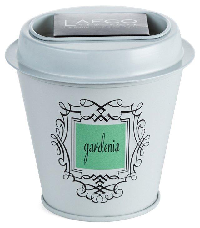 Travel Candle, Gardenia