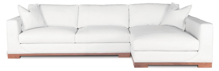 Crossroads Right-Facing Sectional