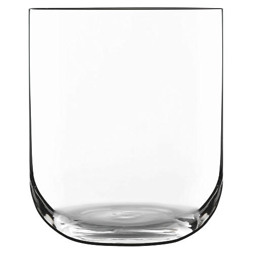 S/4 Sublime Tumblers, Clear