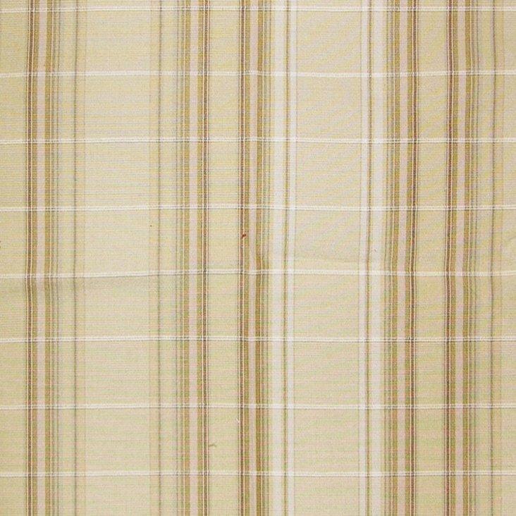 Cordina Stripe Fabric, Tan