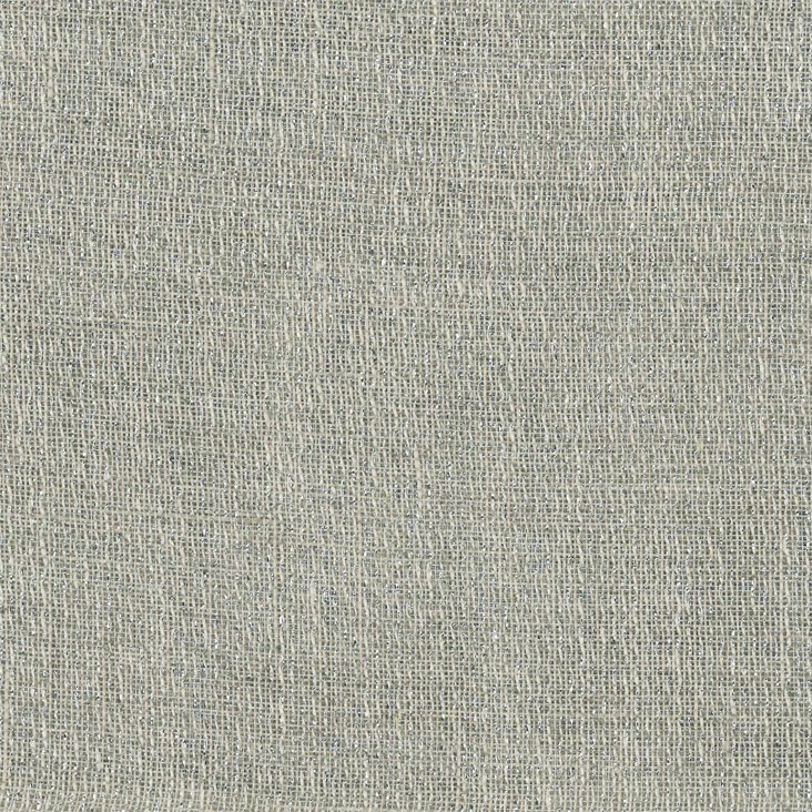 Sheer Ecstasy Fabric, Silver
