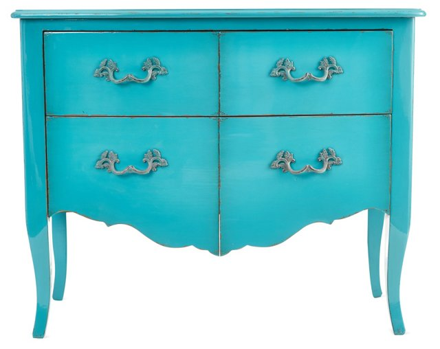 Annie Chest, Turquoise