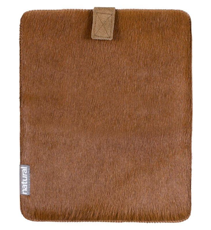 iPad Cowhide Case, Brown